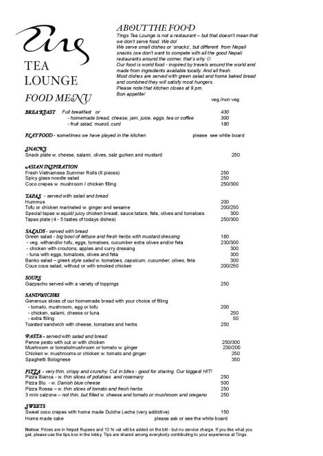 Tings food menu updated Spetember 1 2013 page food-page-001